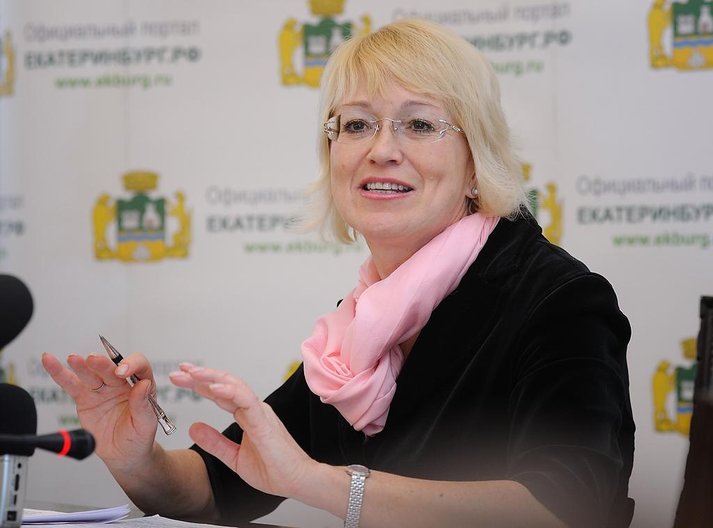 Евгения Умникова: «Все школы Екатеринбурга готовы к учебному году»
