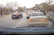 Докатились: водителей азербайджанского свадебного кортежа лишат прав
