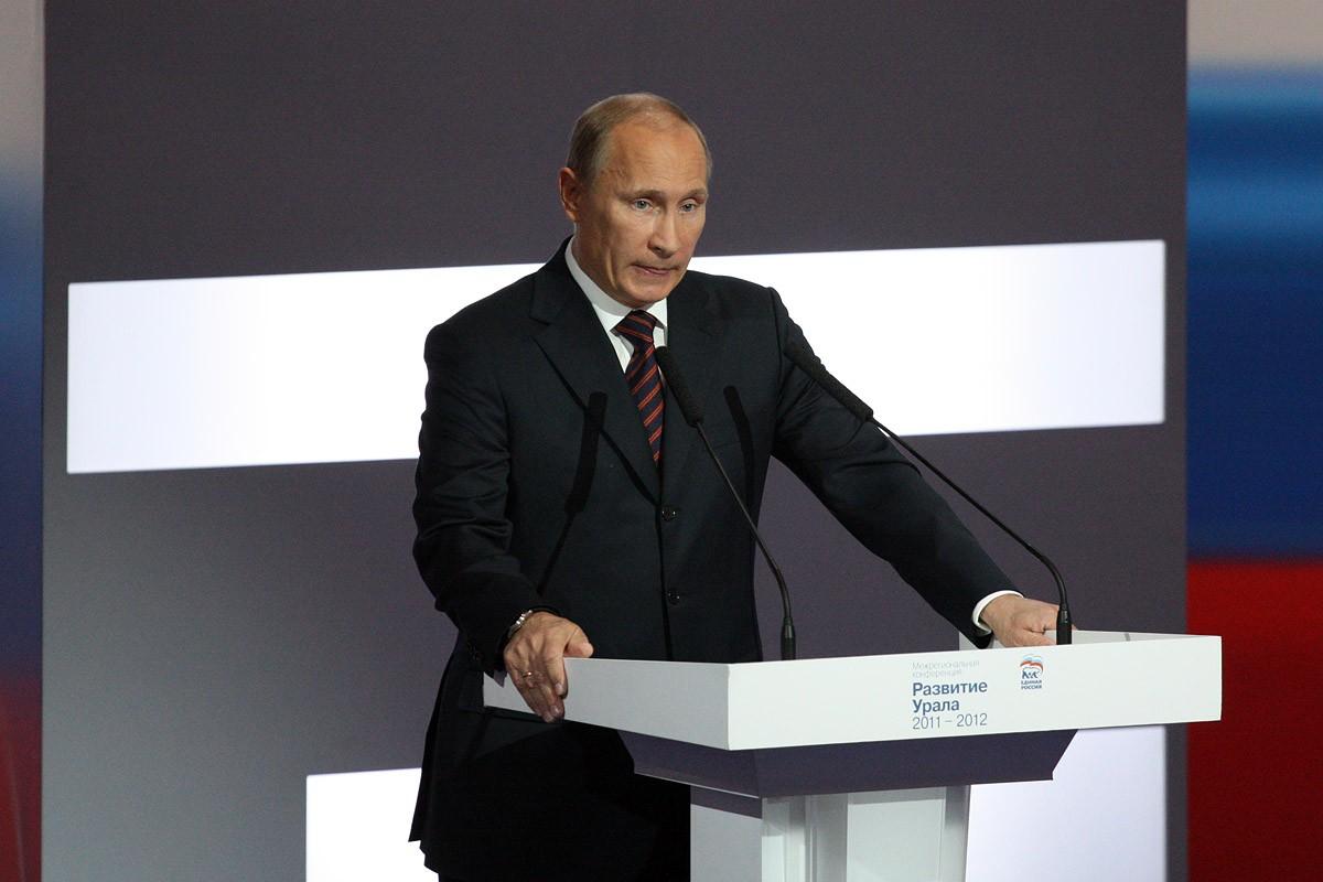 Владимир Путин, возможно, посетит Нижний Тагил весной