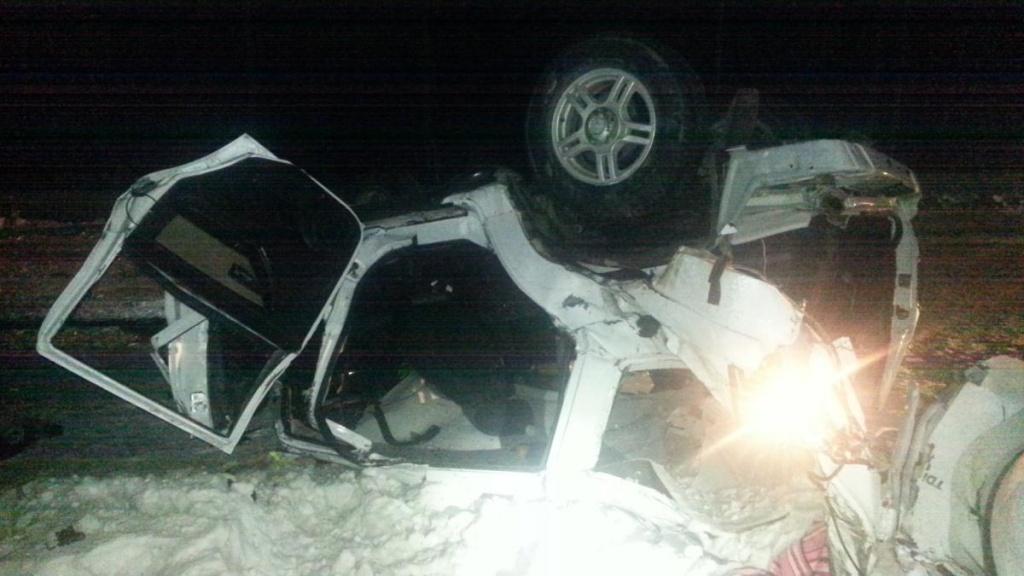 Две женщины и ребенок погибли в ДТП на трассе Екатеринбург — Челябинск