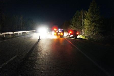 На трассе возле Нижнего Тагила сбили пешехода