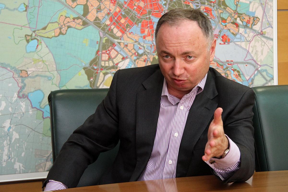 Валерий Ананьев: «Вас обманывают, когда говорят, что жилье подешевеет»