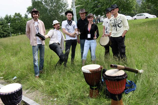 Фестиваль «Барабаны за мир!» отменит конец света