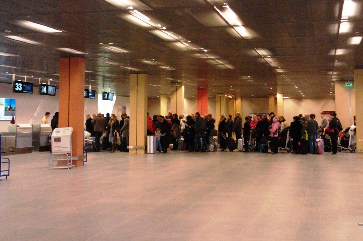 Все ради пассажиров: аэропорт Кольцово ввел раннюю регистрацию на рейсы