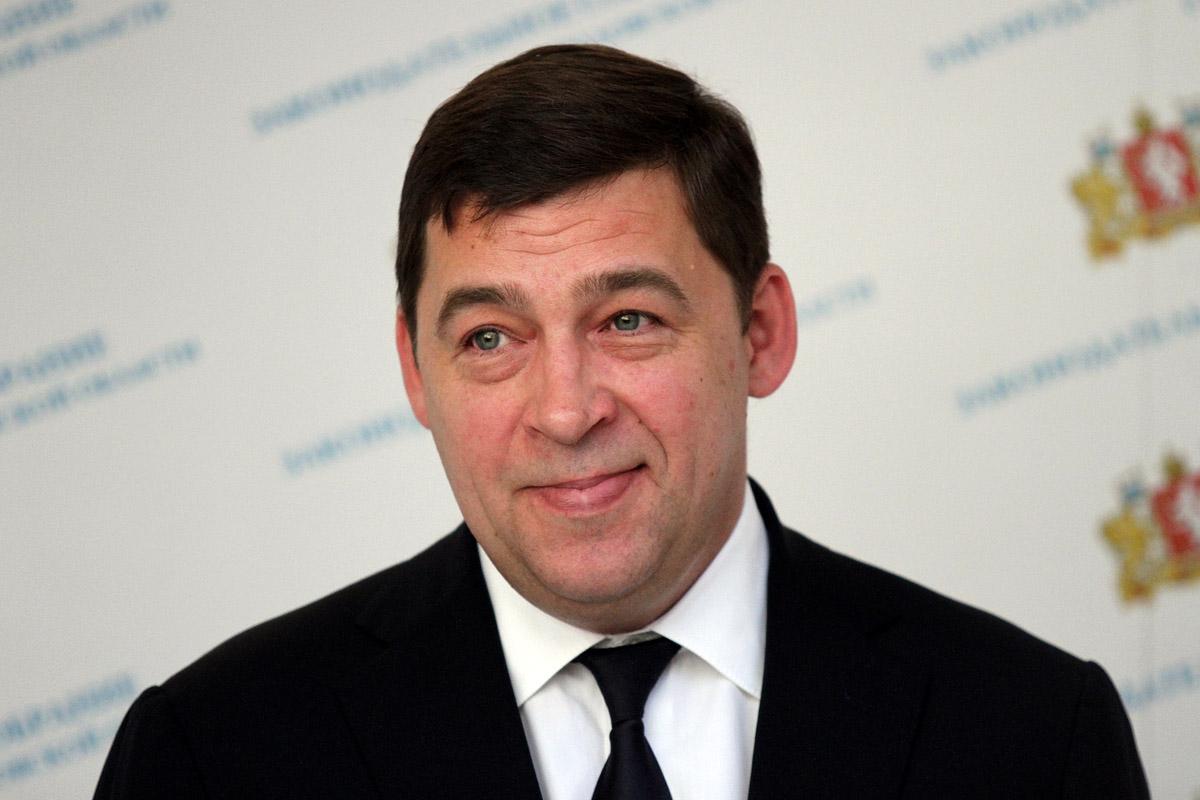Куйвашев поднялся на пять позиций в рейтинге эффективности губернаторов