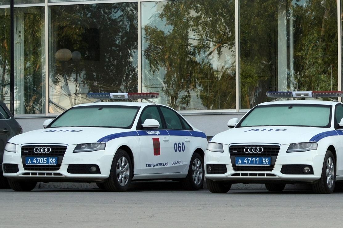 Погоня со стрельбой: полиция поймала угонщиков на трассе под Североуральском