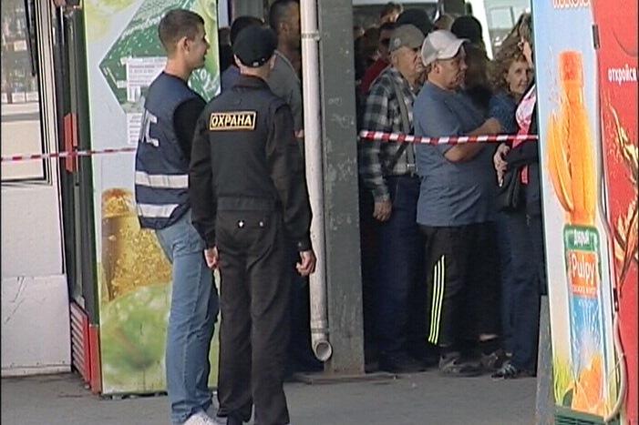 Вокзал в Екатеринбурге «заминировал» пациент психиатрического стационара