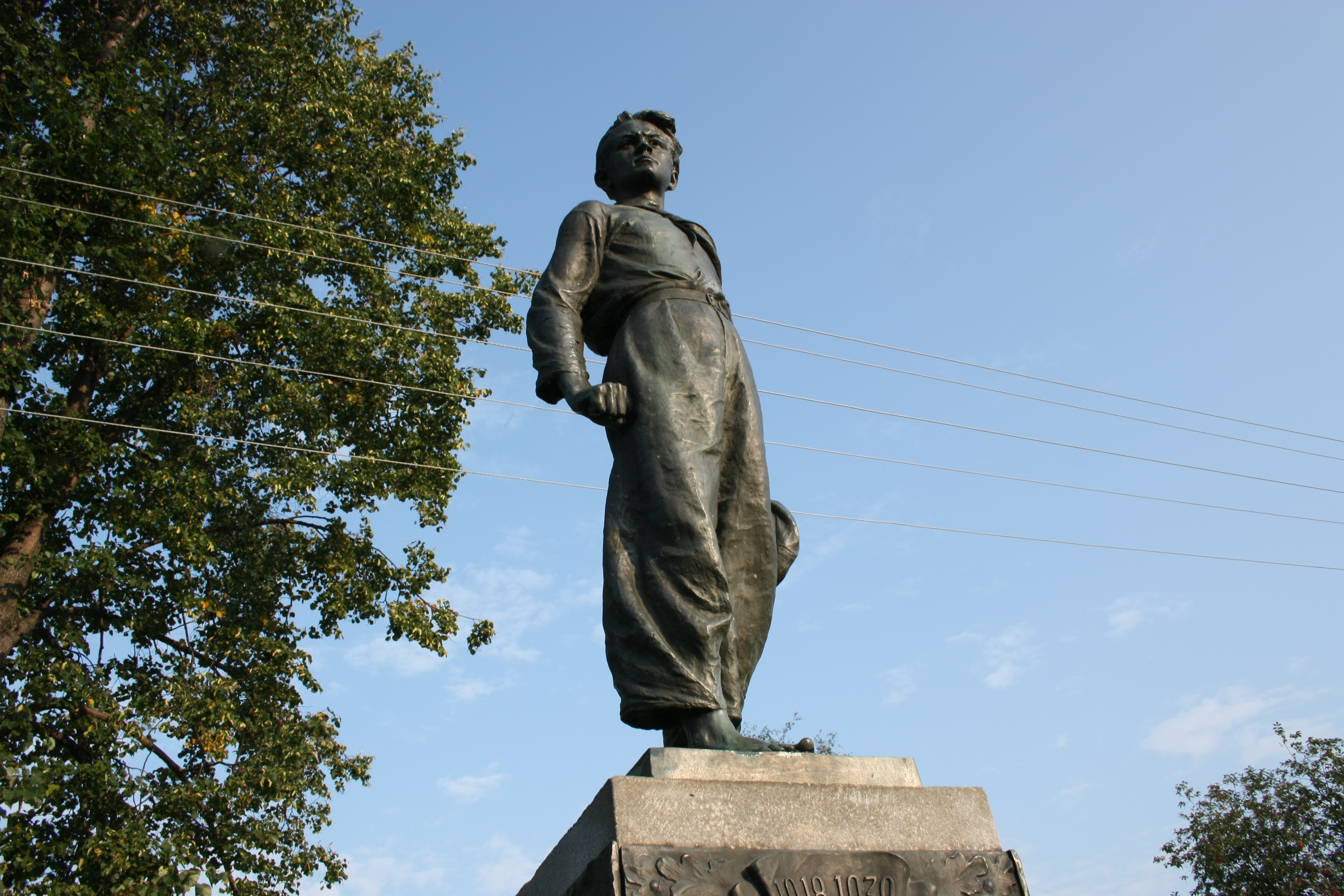 Тур выходного дня: Павлик Морозов и крестьяне-самоходы в Герасимовке