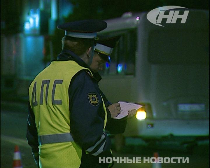 На Фурманова пешеход попал под автобус и легковушку