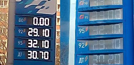 Мониторинг 66.ru: цены на дизель колеблются