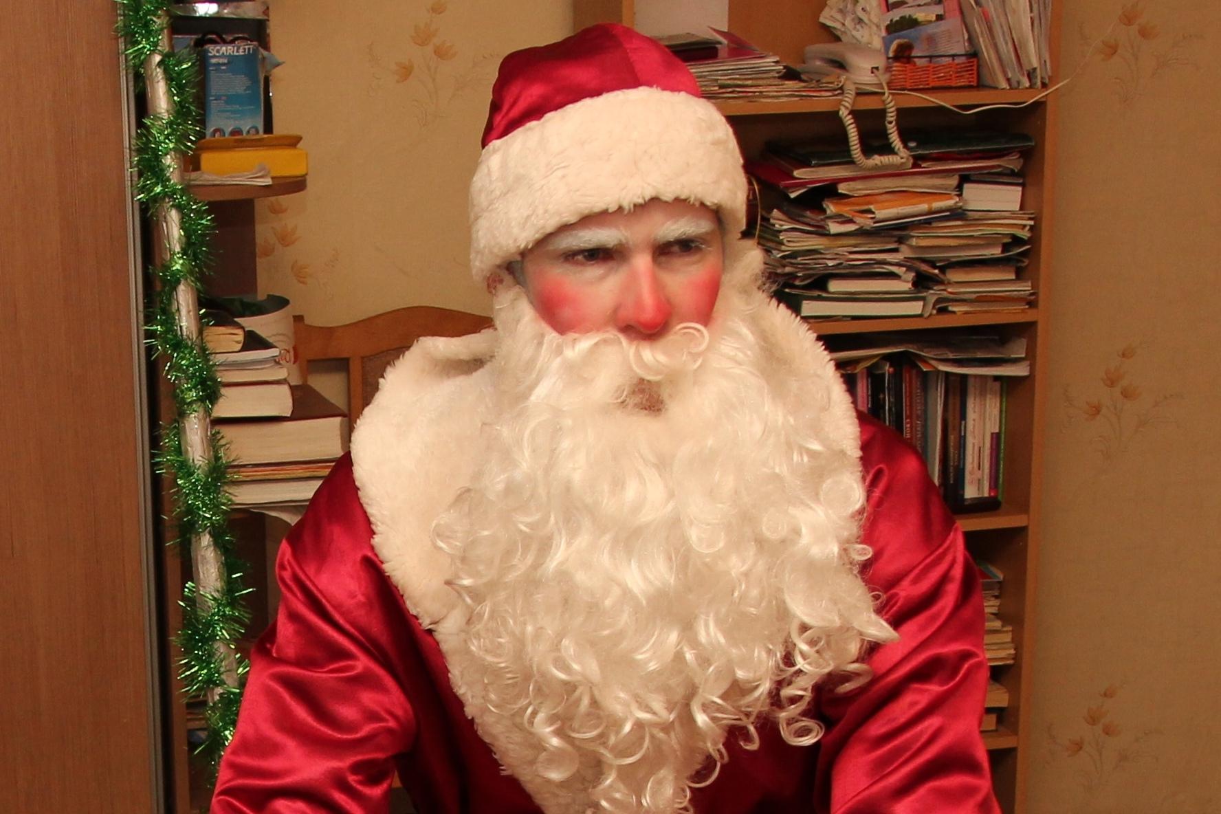 Дед Мороз 66.ru: почему стоит потратить время, чтобы принести сказку