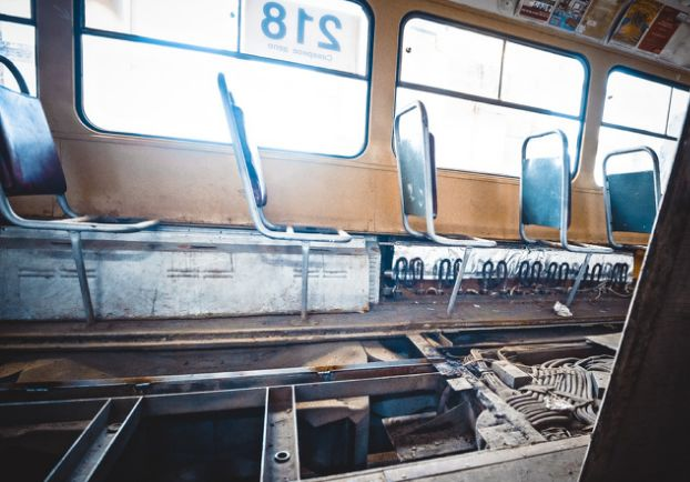 Утепление трамваев обошлось городскому бюджету в 8 млн рублей