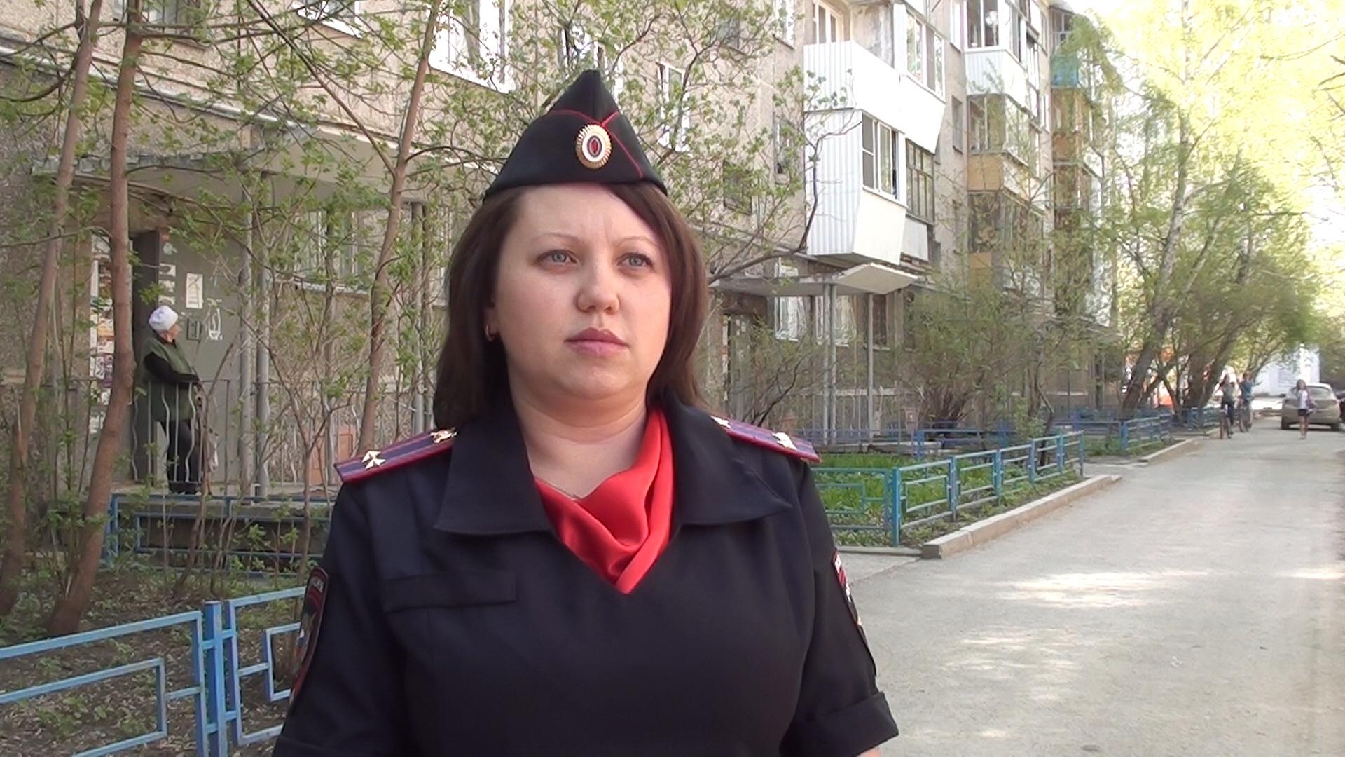 В Екатеринбурге из окна 4-го этажа выпал младенец
