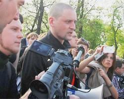 Общественные работы Удальцова превратят в акцию протеста