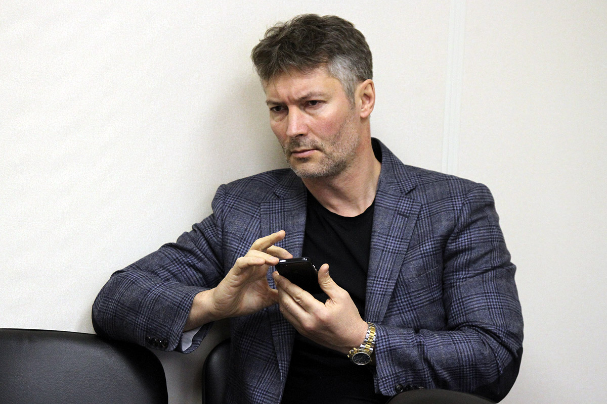 Евгений Ройзман готов пройти тест на полиграфе и требует очной ставки с Олегом Киневым