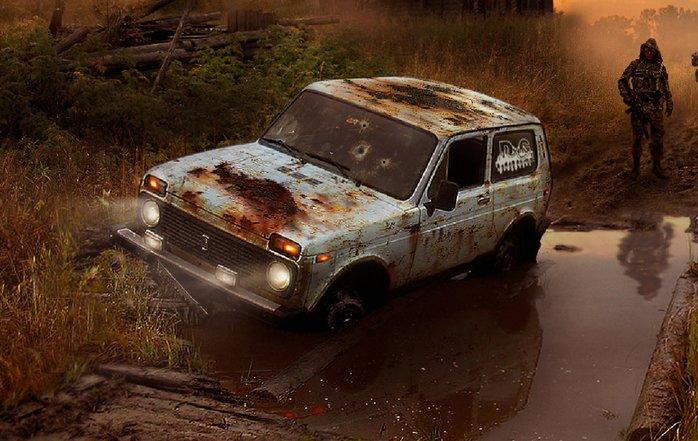 «АвтоВАЗ» завлекает немцев трехлетней гарантией на Niva
