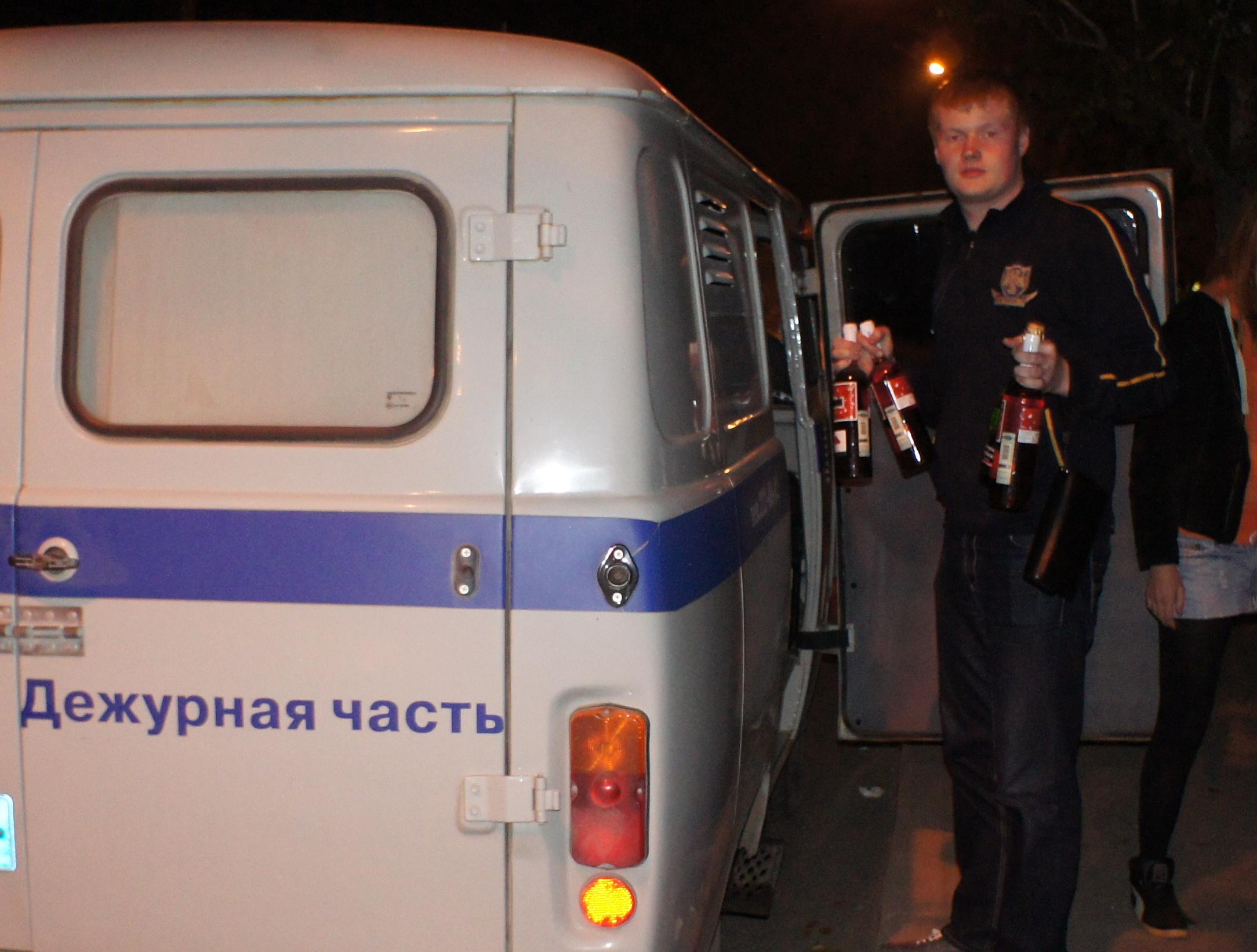 Рейд 66.ru: Три бессонных ночи в поисках нелегального алкоголя