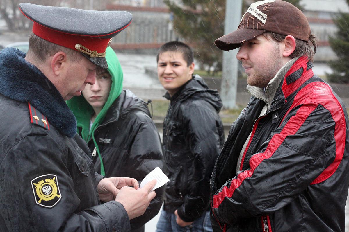 В Екатеринбурге полиция пыталась отменить День мыльных пузырей