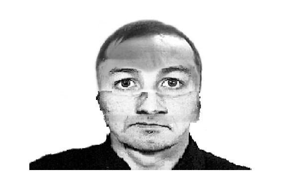 Составлен фоторобот мужчины, погибшего в ДТП на Уралмаше
