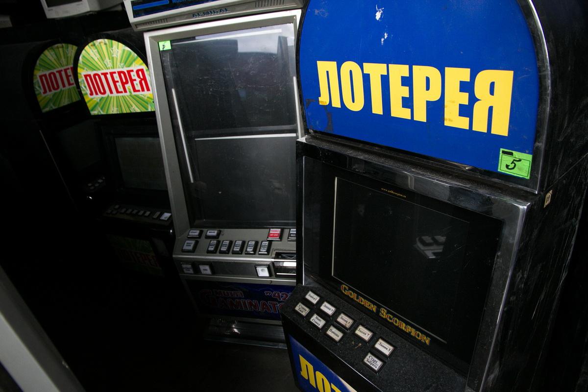 В Тагиле полицейские третий раз закрыли один и тот же игровой клуб