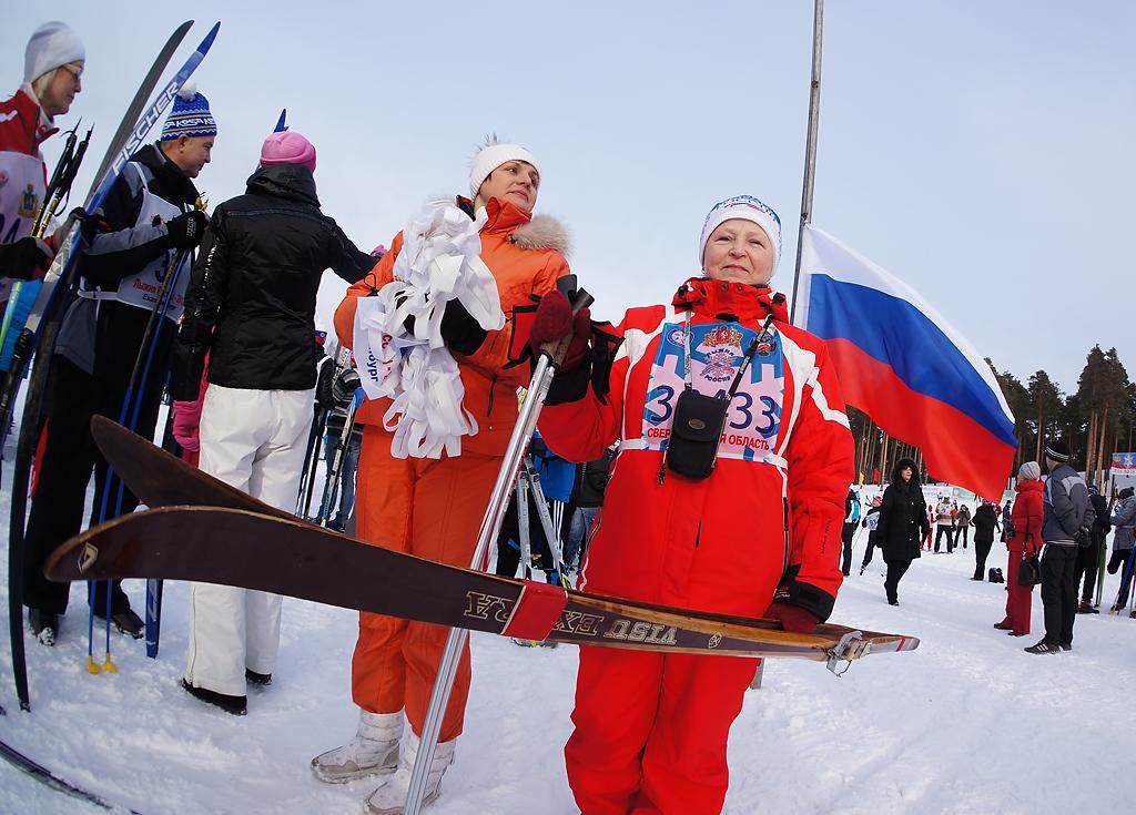 Екатеринбургские пенсионеры устроят забег любви на Шарташе