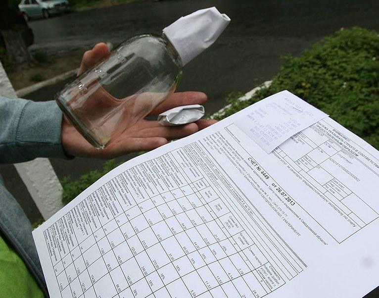 Как это пить? Вода в Екатеринбурге не соответствует СанПиНу