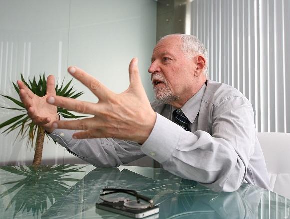 Владимир Фролов: «Чем больше я заплачу в бюджет, тем больше украдут»