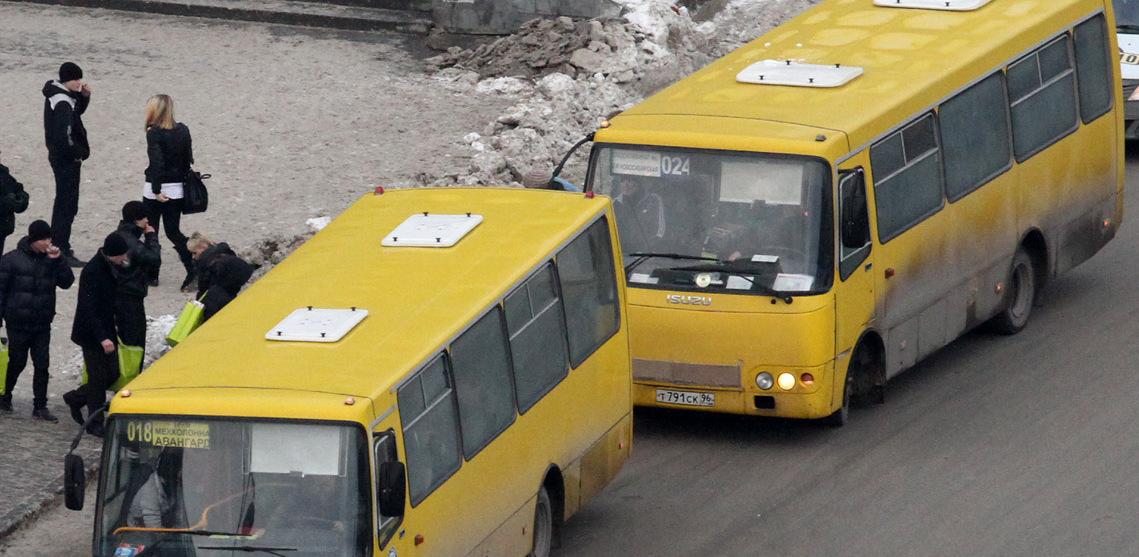 «Это приведет к катастрофе»: в Екатеринбурге начался сбор подписей за отмену реформы транспортной сети