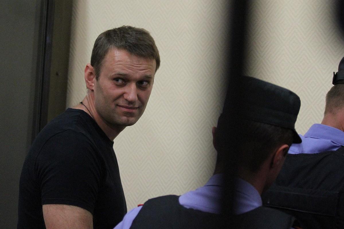 В Екатеринбурге пройдет несанкционированная «прогулка» в поддержку Навального