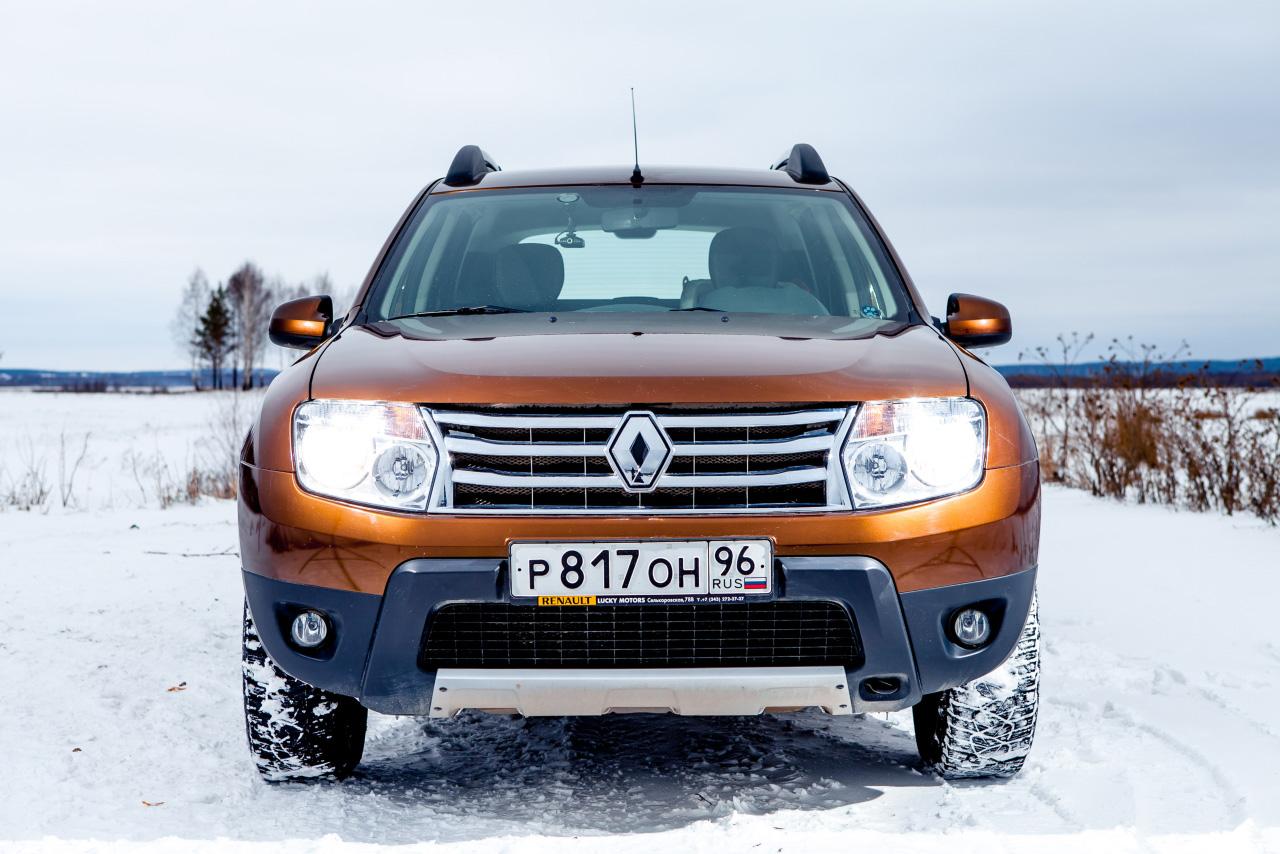 Тест Renault Duster 2,0: есть ли жизнь с «недоприводом»?