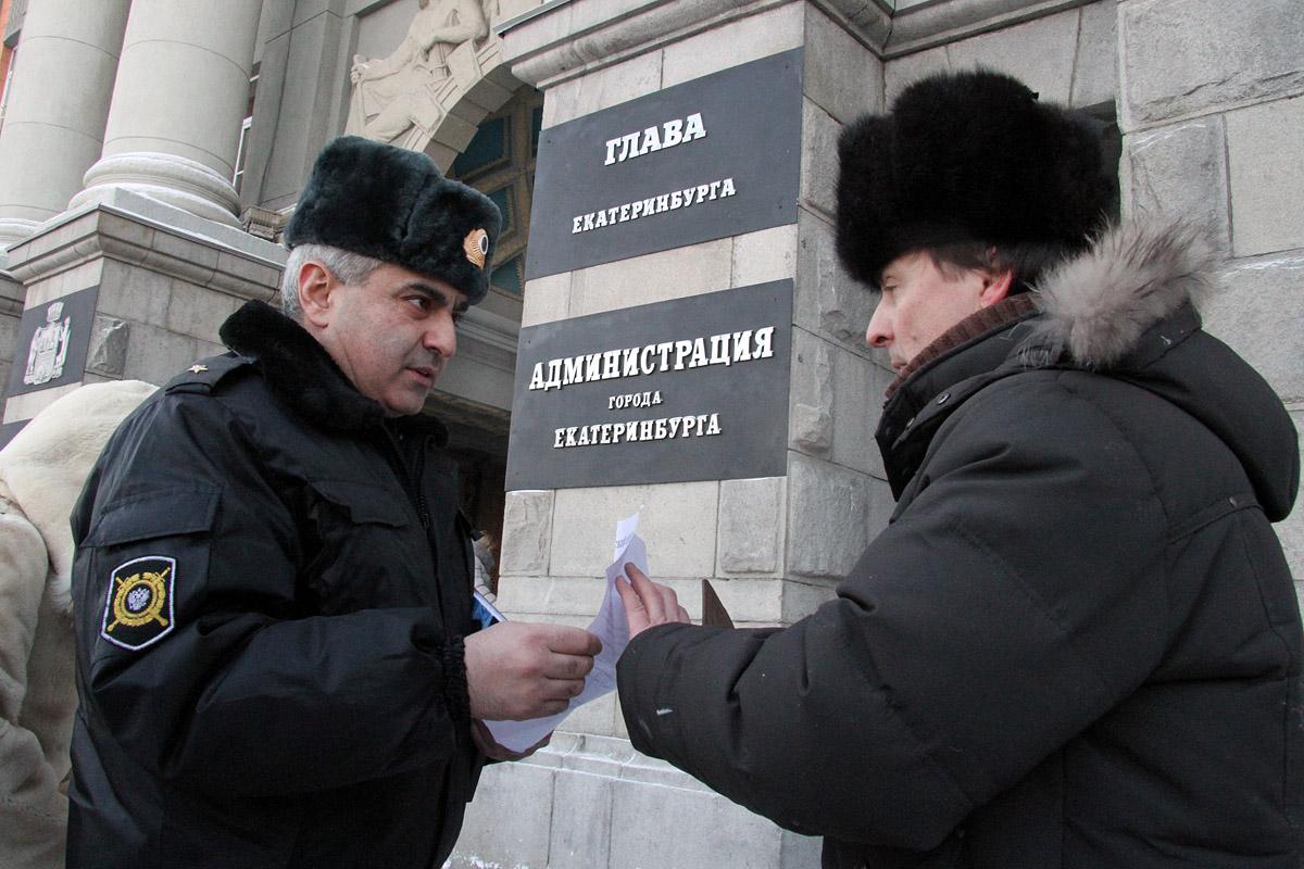 Спецпроект 66.ru: свердловская полиция на грани репрессии