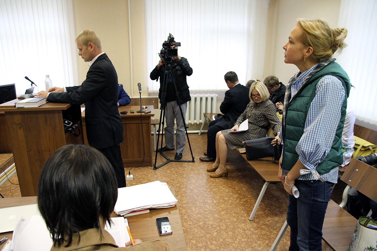Потерпевший по делу Пановой цитирует в суде книгу Ройзмана