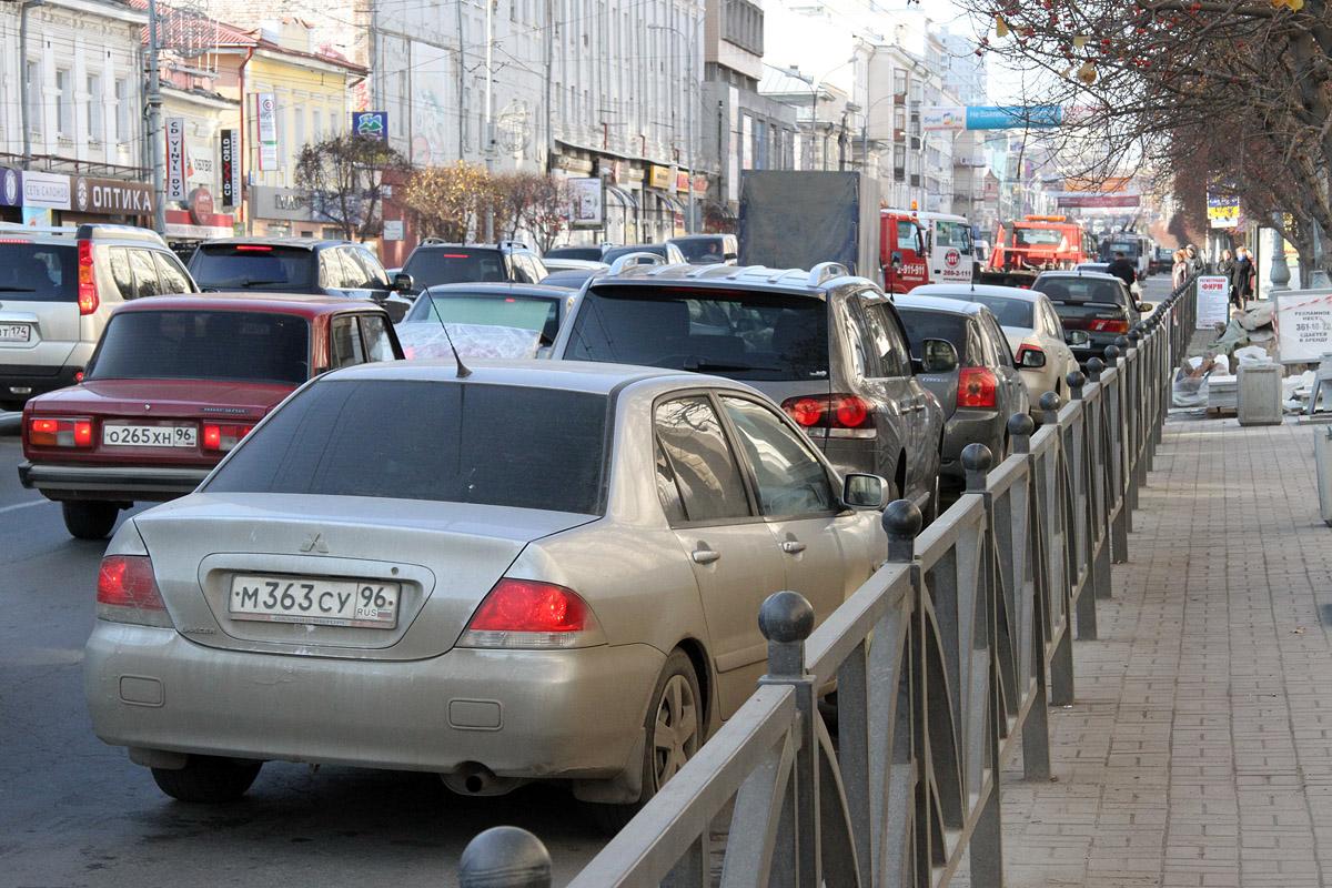 Кортеж Путина прошьет Екатеринбург насквозь