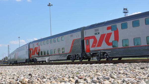 953482940. До 2020 года в России на восьми направлениях появятся двухэтажные вагоны.