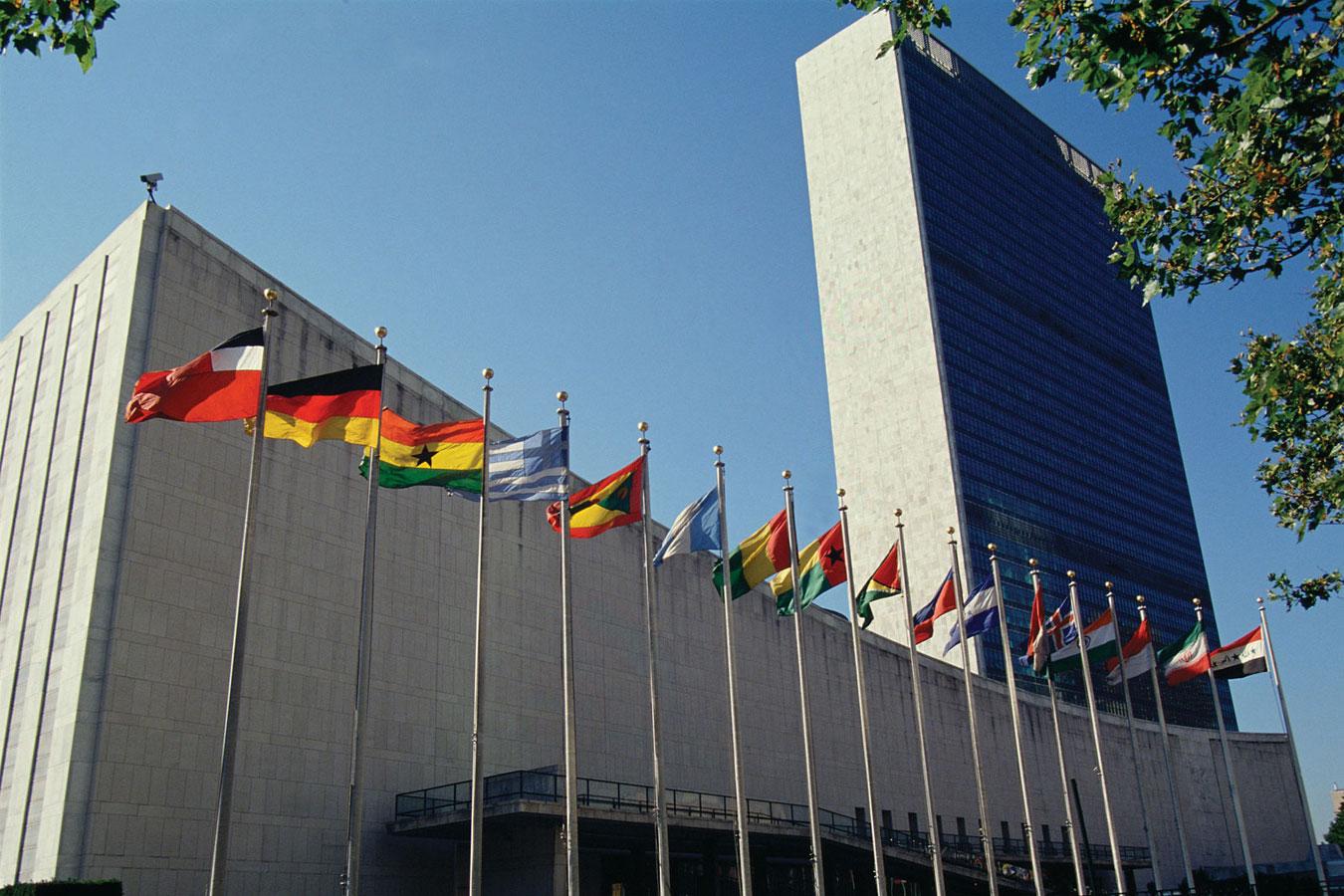 Украина и США выступили против резолюции России по борьбе с неонацизмом