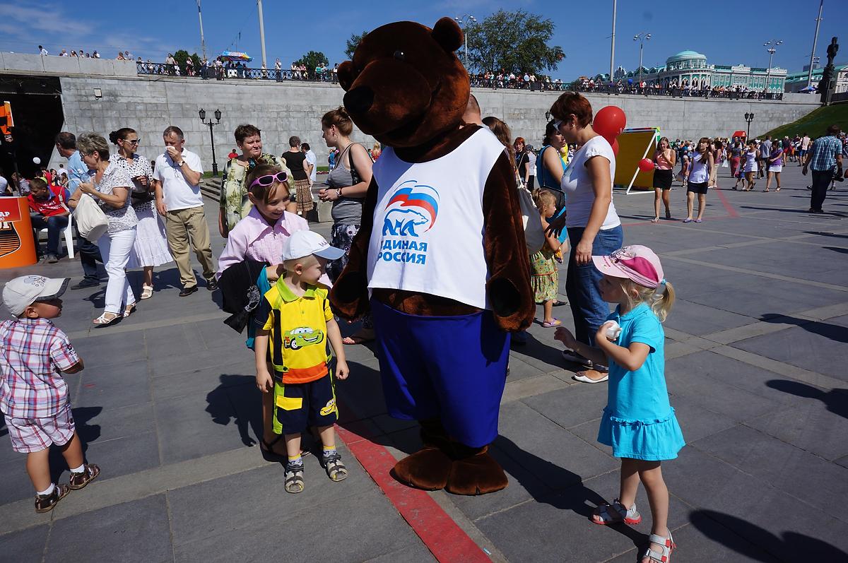 В Екатеринбурге учителей заставляют агитировать за «Единую Россию»