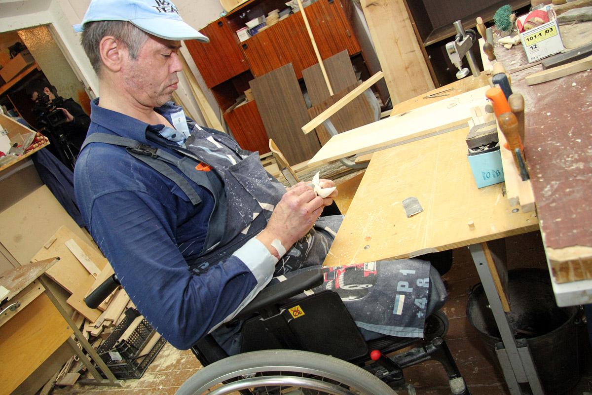 Инвалиды Екатеринбурга пригрозили Куйвашеву Лоссерталесом