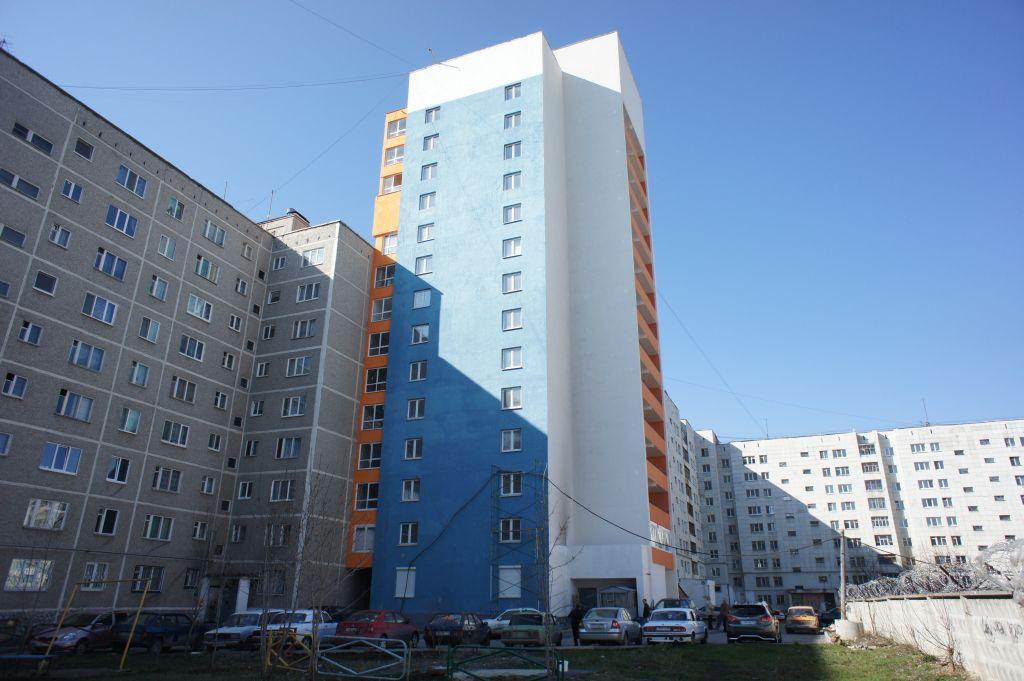 Стройка на Фрезеровщиков, 35, затягивается как минимум на год