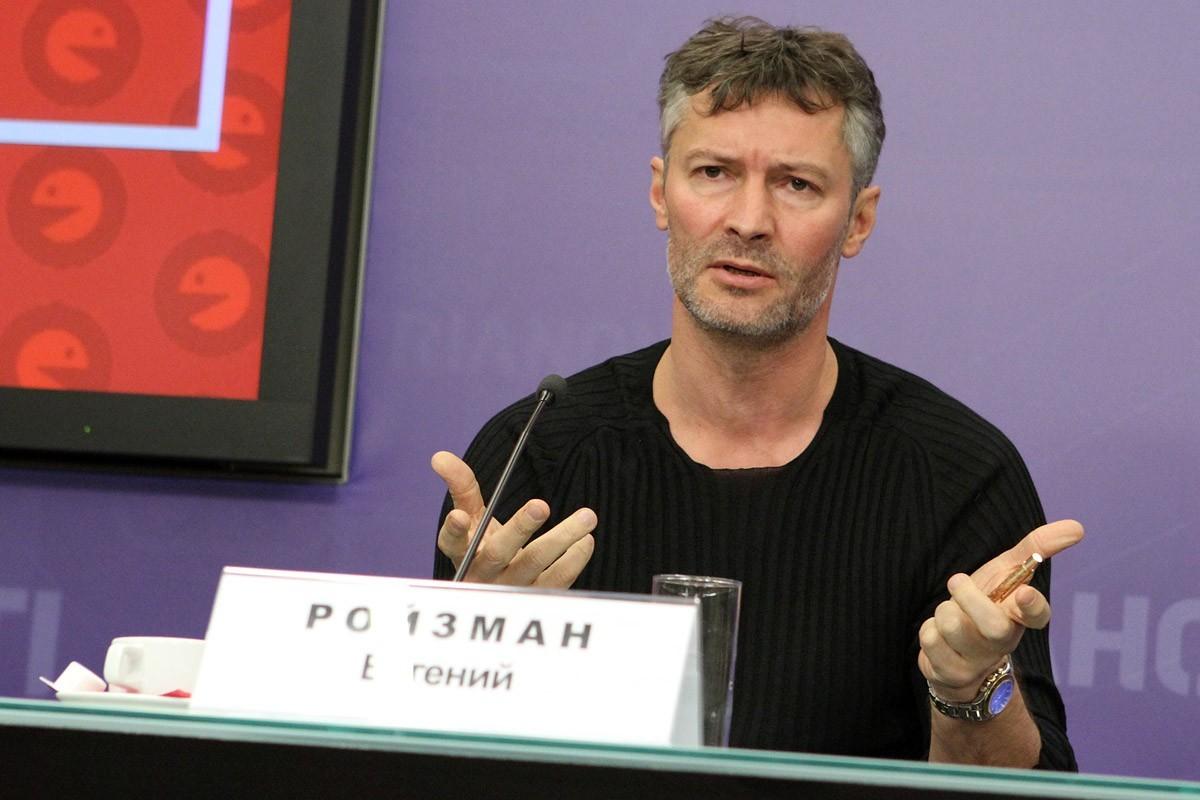 Евгений Ройзман рассказал про идеального мэра Екатеринбурга