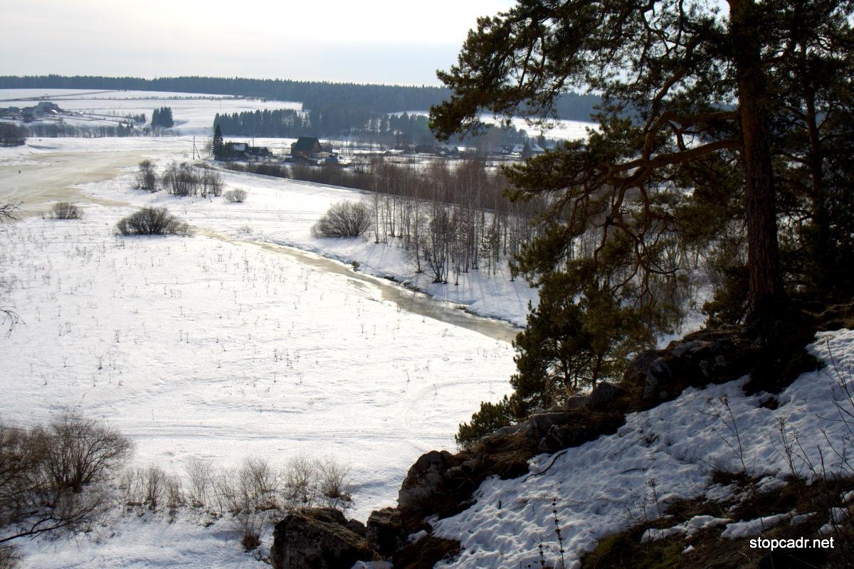 Оттепель в Екатеринбурге сохранится до конца декабря