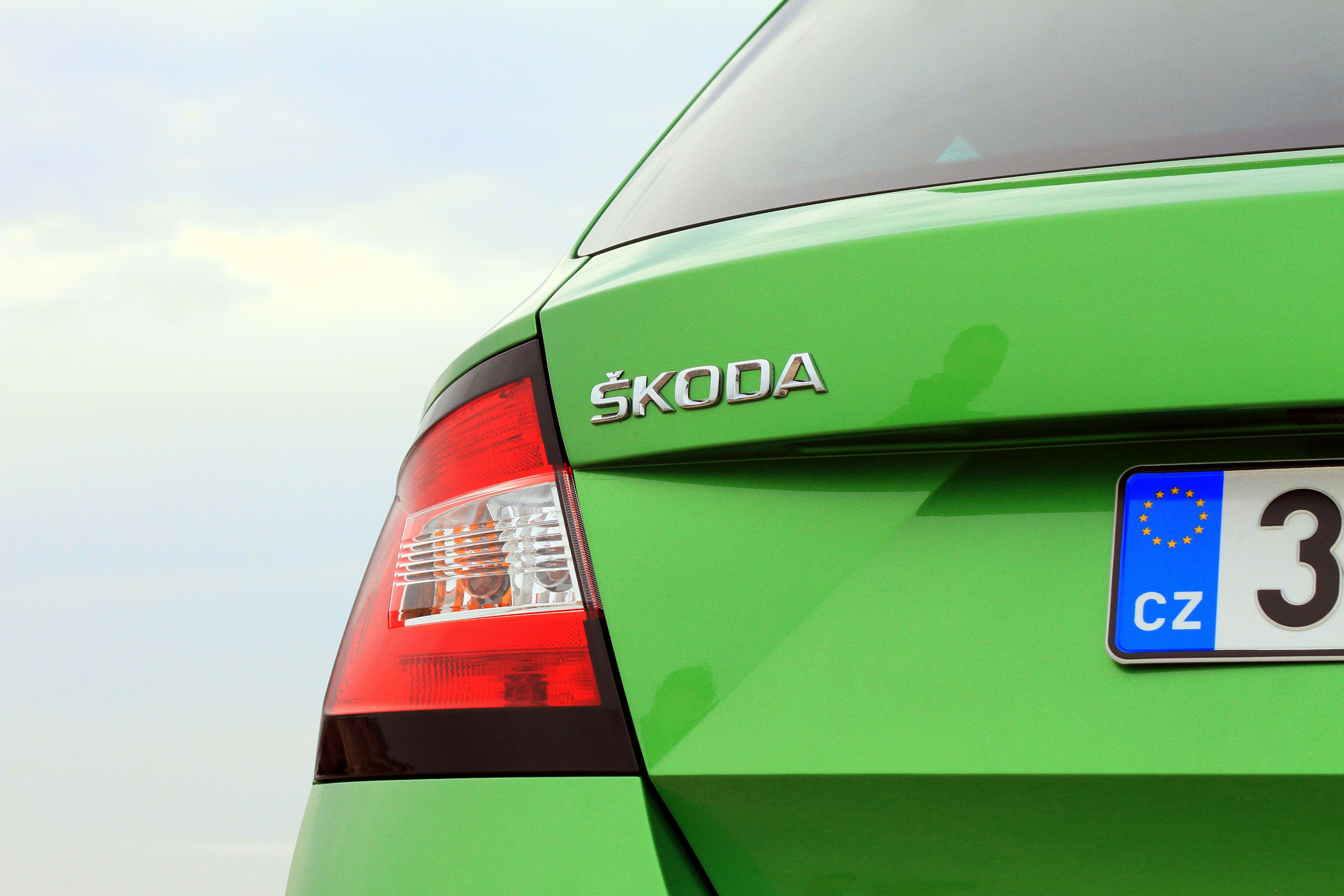 «Шкода-Мнемоник»: первая встреча с новой Skoda Fabia