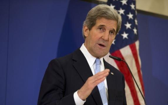 Джон Керри: снятие санкций США пока для России недостижимо