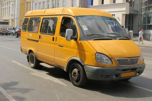 Водитель неисправной маршрутки оштрафован на 60 тысяч рублей