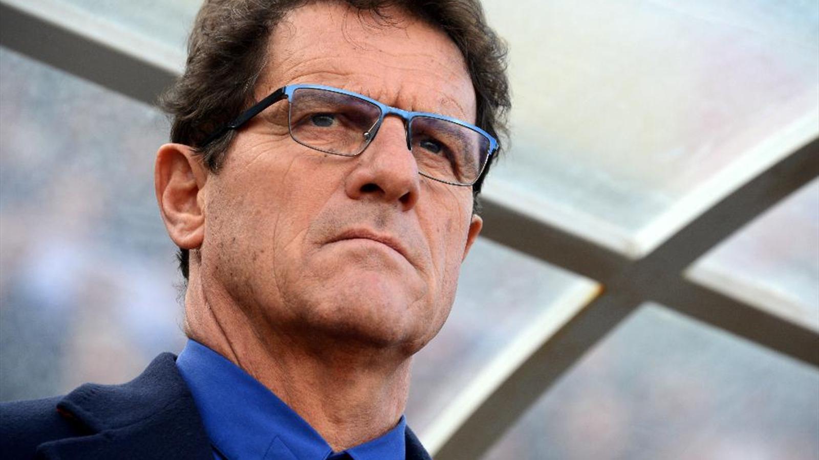 В новый год без денег: выплату долга по зарплате Фабио Капелло отсрочили на месяц