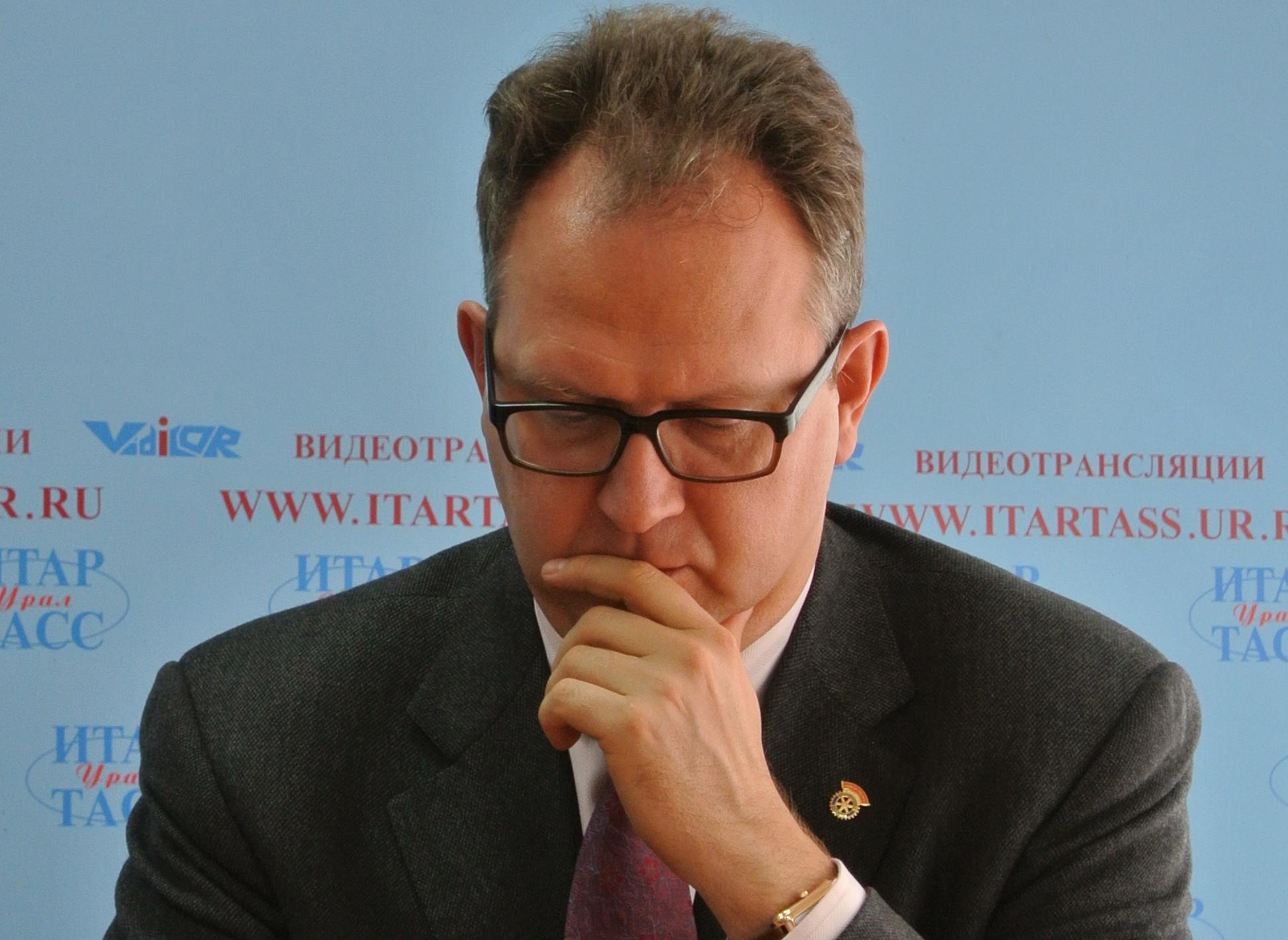 Александр Меренков: Спор вокруг БЦ «Высоцкий» решат только переговоры