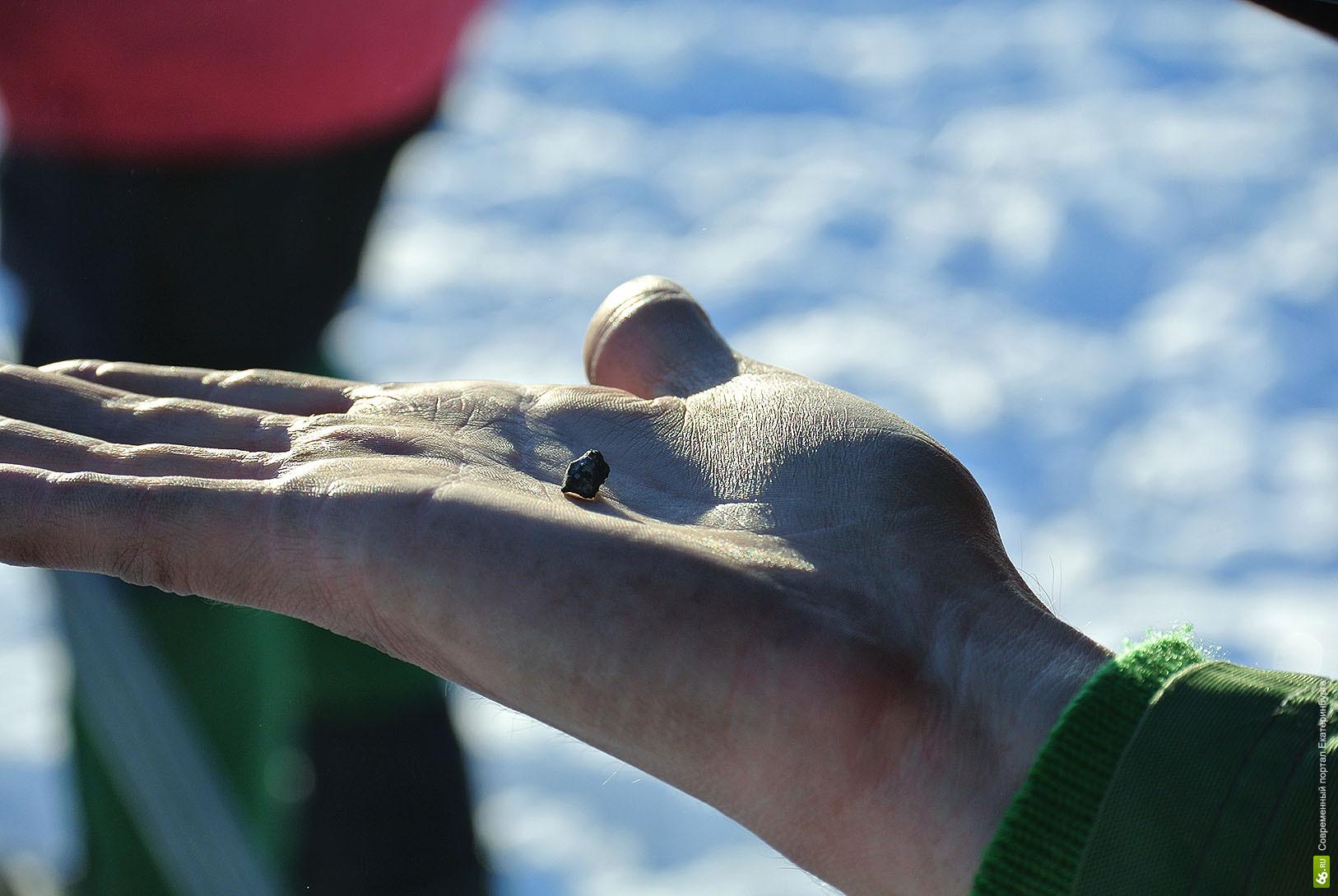 «Челябинский метеорит» зарегистрируют как товарный знак