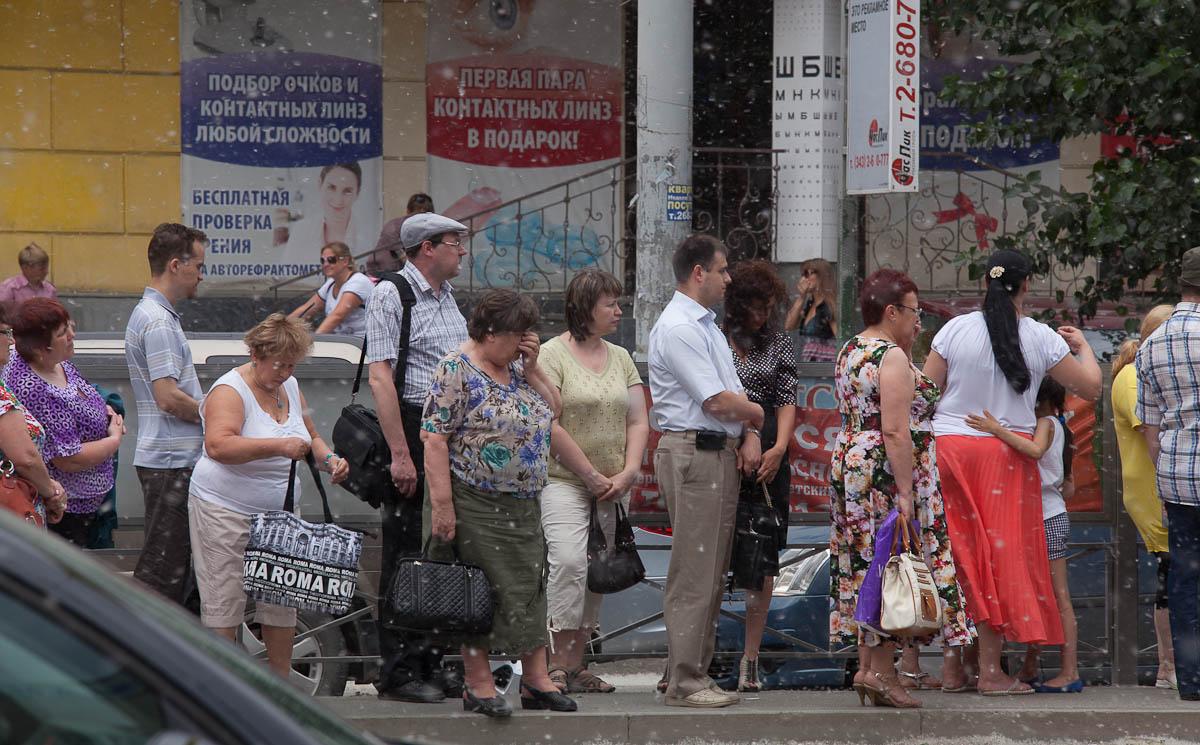 Мэрия Екатеринбурга пожаловалась на незаконных перевозчиков