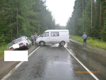 В ДТП под Нижним Тагилом погиб пожилой водитель