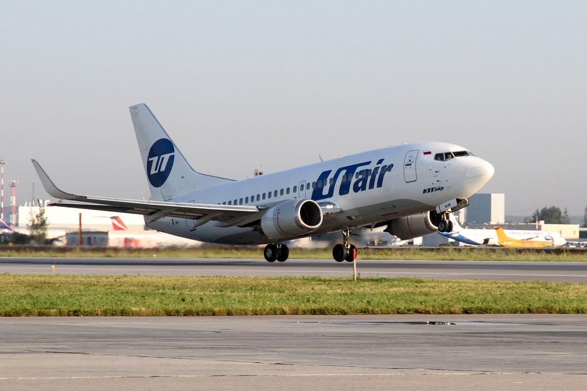 UTair на сутки задержал вылет екатеринбургских туристов в Китай