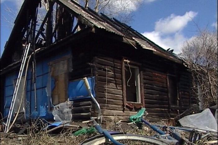 В Екатеринбурге сгорело нелегальное жилище таджиков